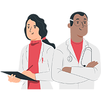 Salesforce consultancy health check services represented by doctors